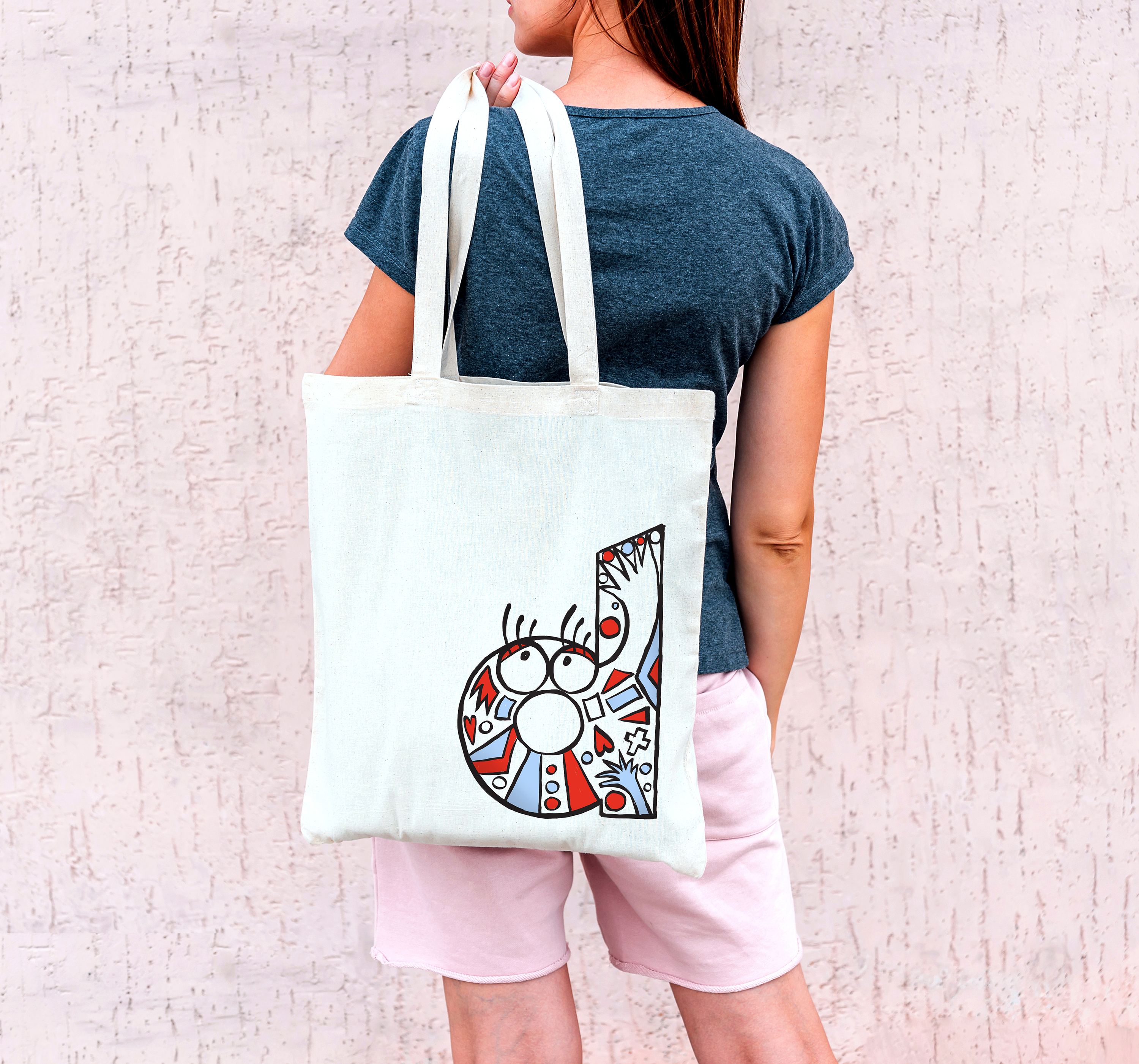 Typo collection - t-shirts & bags 2