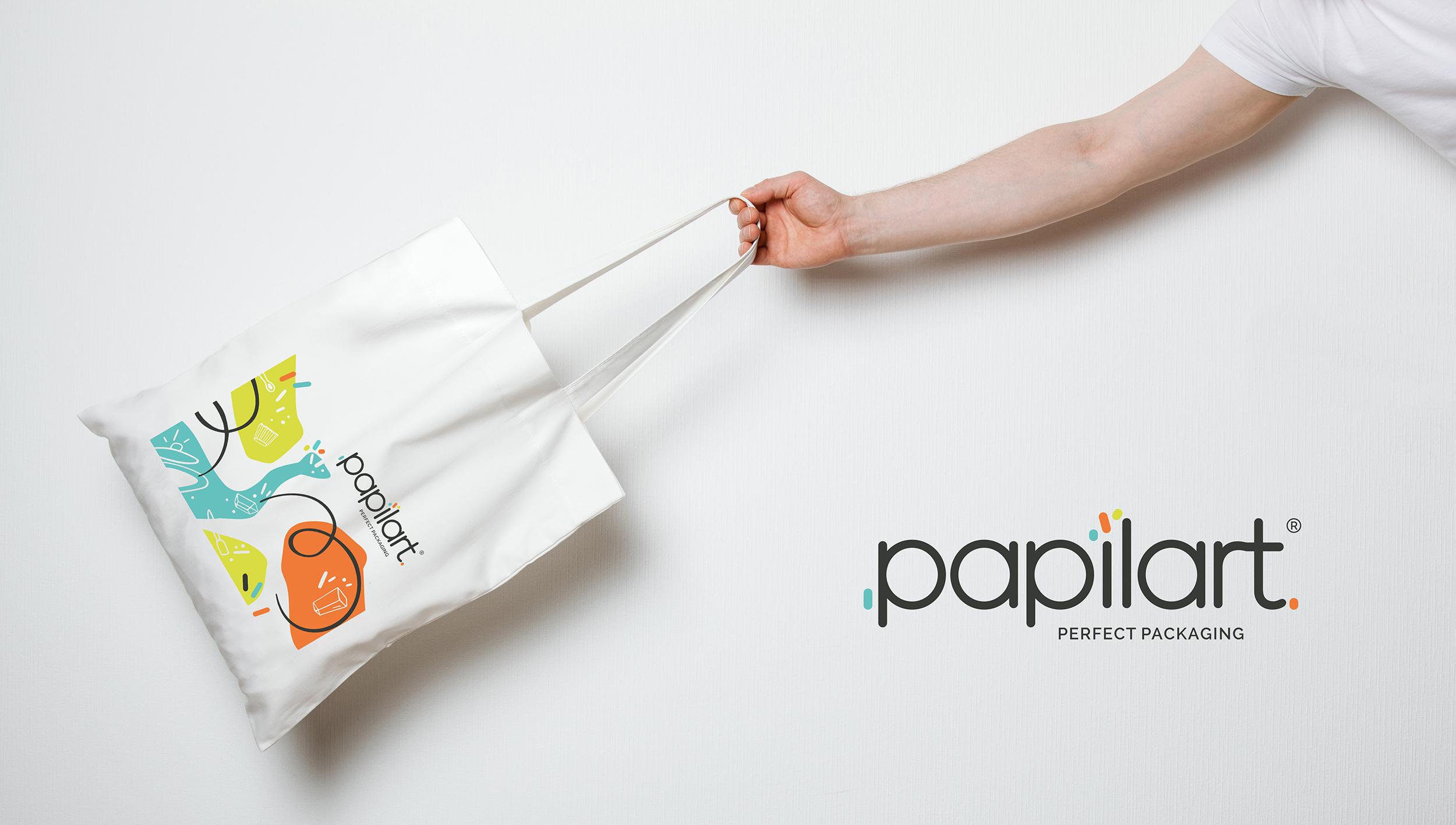 Papilart - rebranding 4