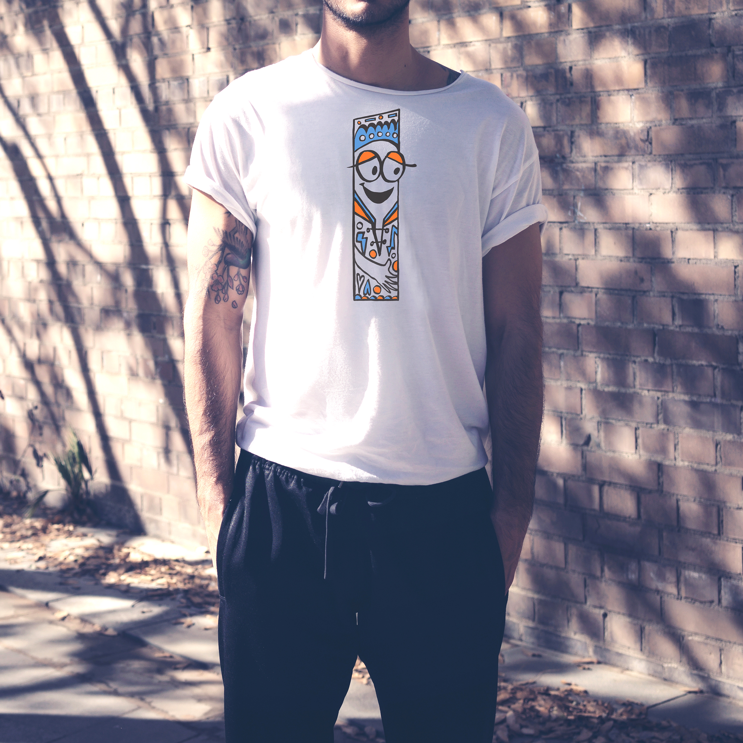 Typo collection - t-shirts & bags 17