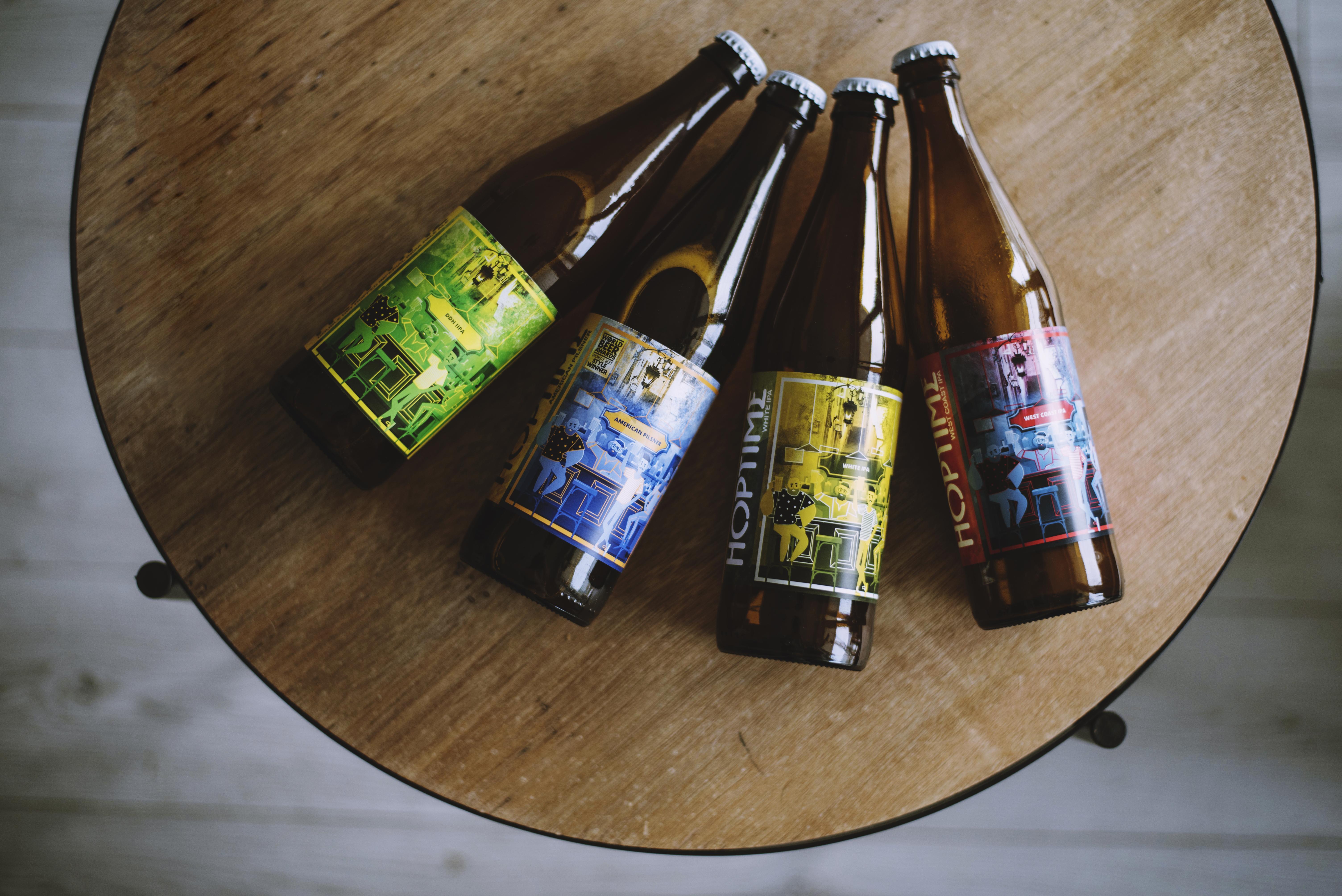 Hoptime - linia piw dla Browaru Maryensztadt 4