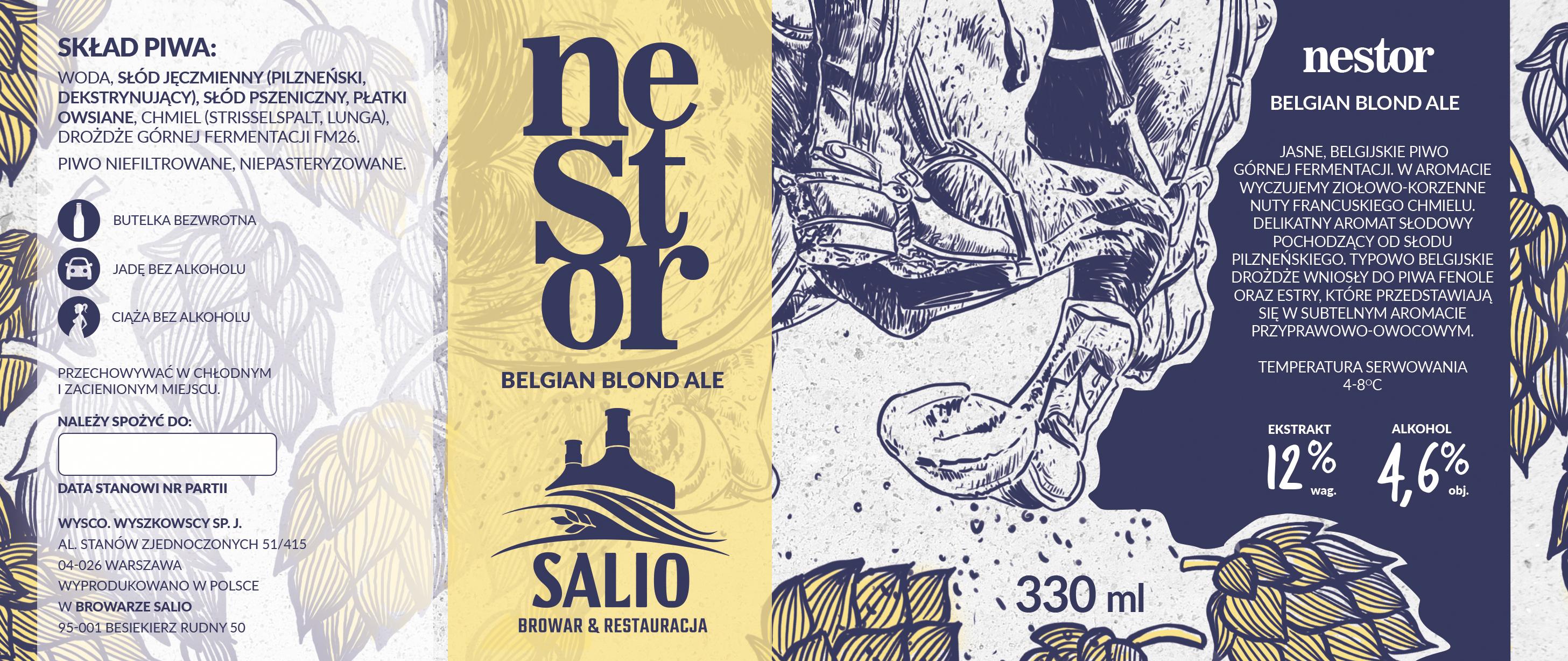 Salio - ośrodek jeździecki, browar restauracyjny. 13