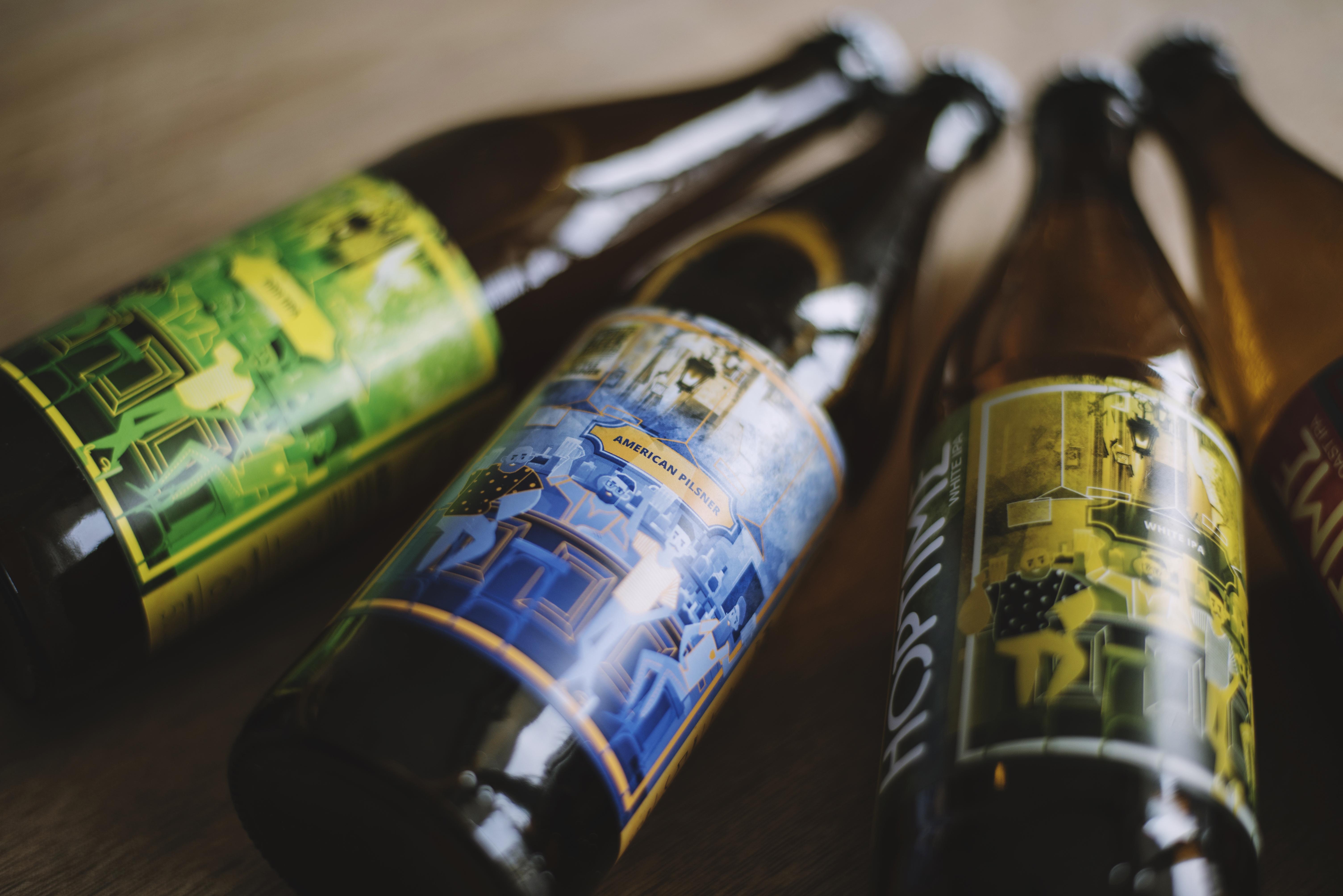 Hoptime - linia piw dla Browaru Maryensztadt 10